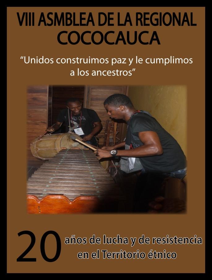 VIII ASAMBLEA DE LA REGIONAL COCOCAUCA