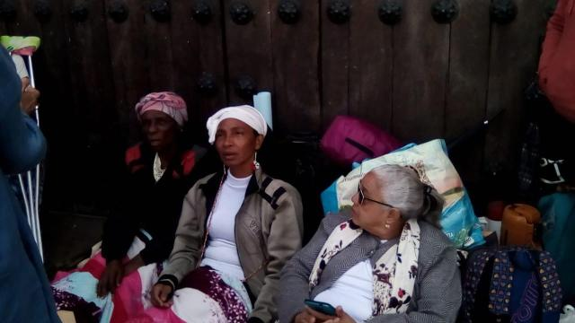 Madres comunitarias en huelga2